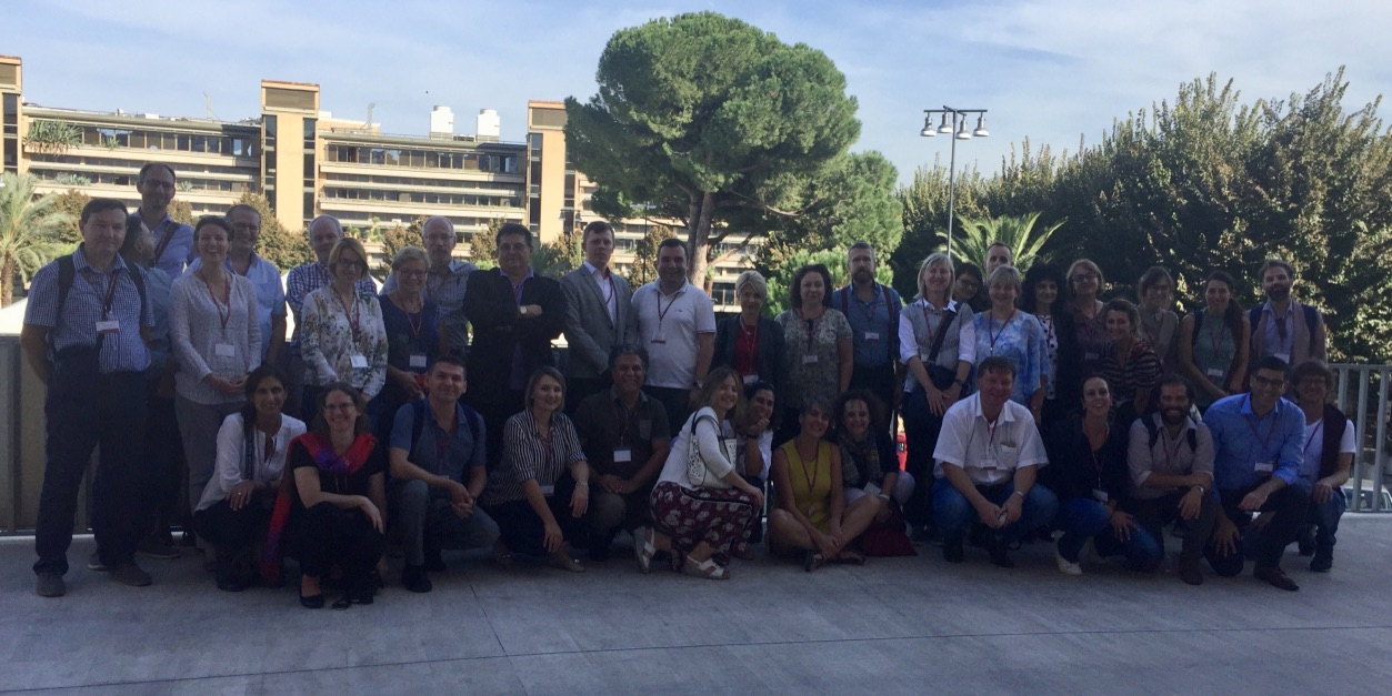 Core Group & Working Groups Meeting